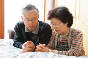 The Dating Of Praying Together With Your Lover